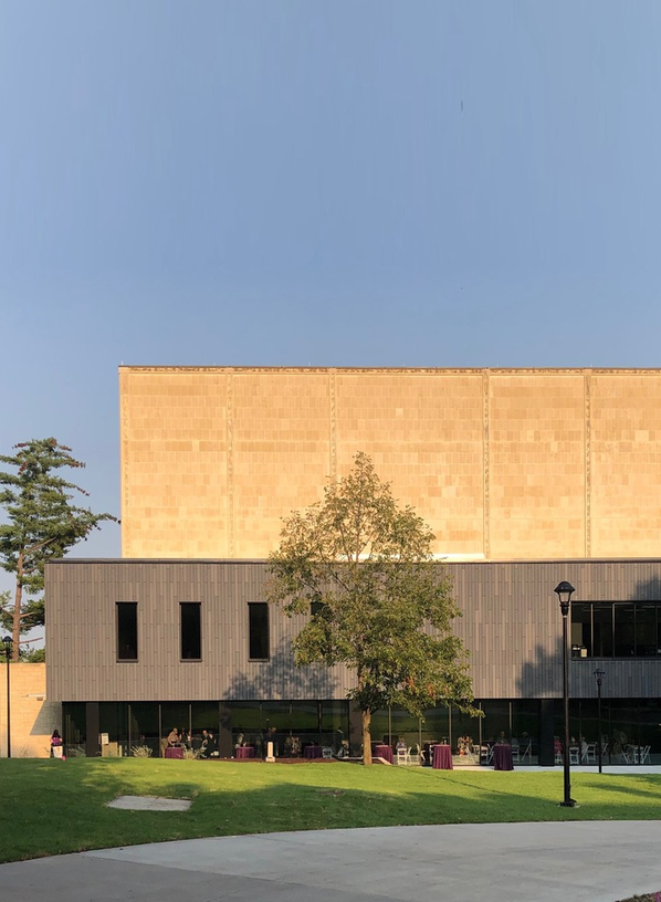 McCain Auditorium Lobby Addition and Renovation