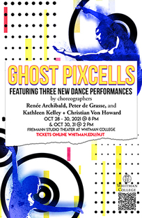 Ghost Pixcells theatrical poster