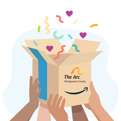 Shop AmazonSmile and help The Arc Montgomery County