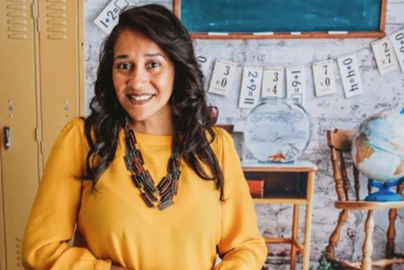 EOP alumna named Teacher of the Year
