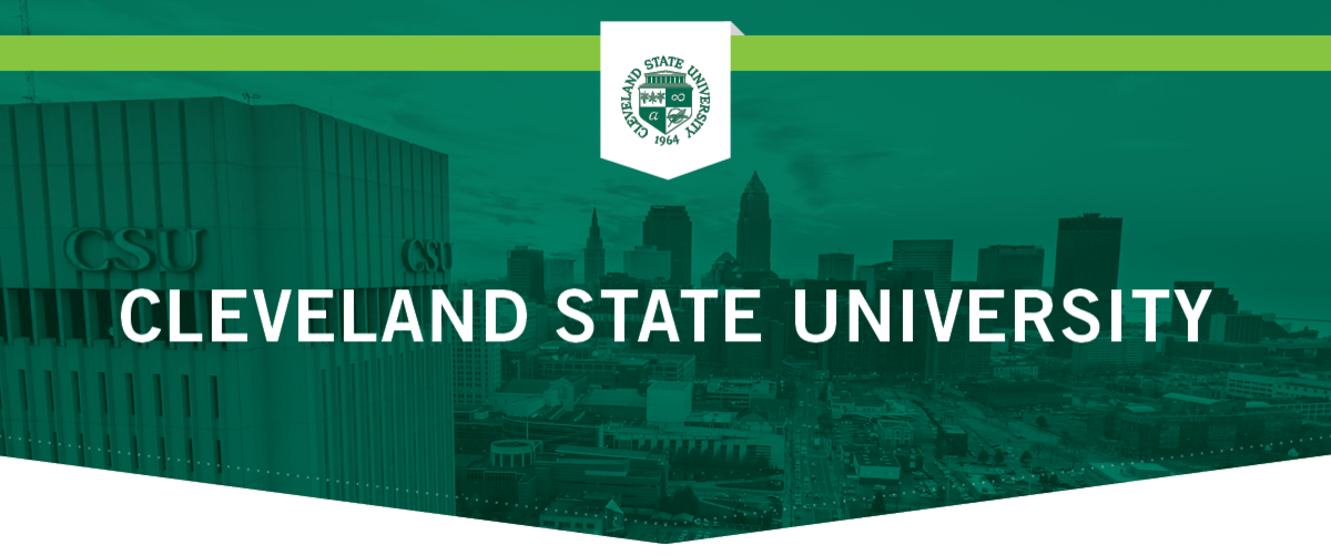 from Cleveland State University
