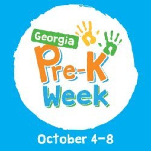 It's Pre-K Week!