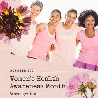 Women's Health flier pdf