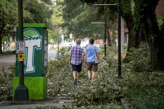 Hurricane Ida Relief Assistance Fund