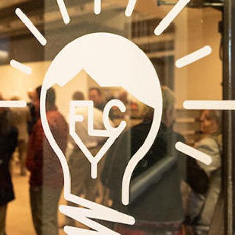 Center for Innovation lightbulb logo