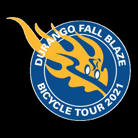 Durango Fall Blaze 2021 logo