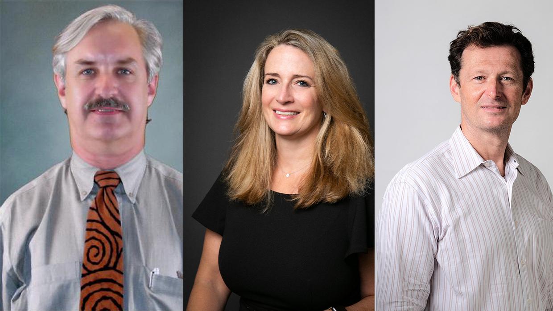 Dr. Hans Andersson, Jennifer Borrillo, Dr. Ross Klingsberg