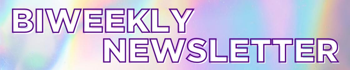 Biweekly Newsletter - Silver IESL