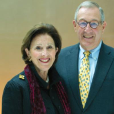 Melanie and Larry Nussdorf
