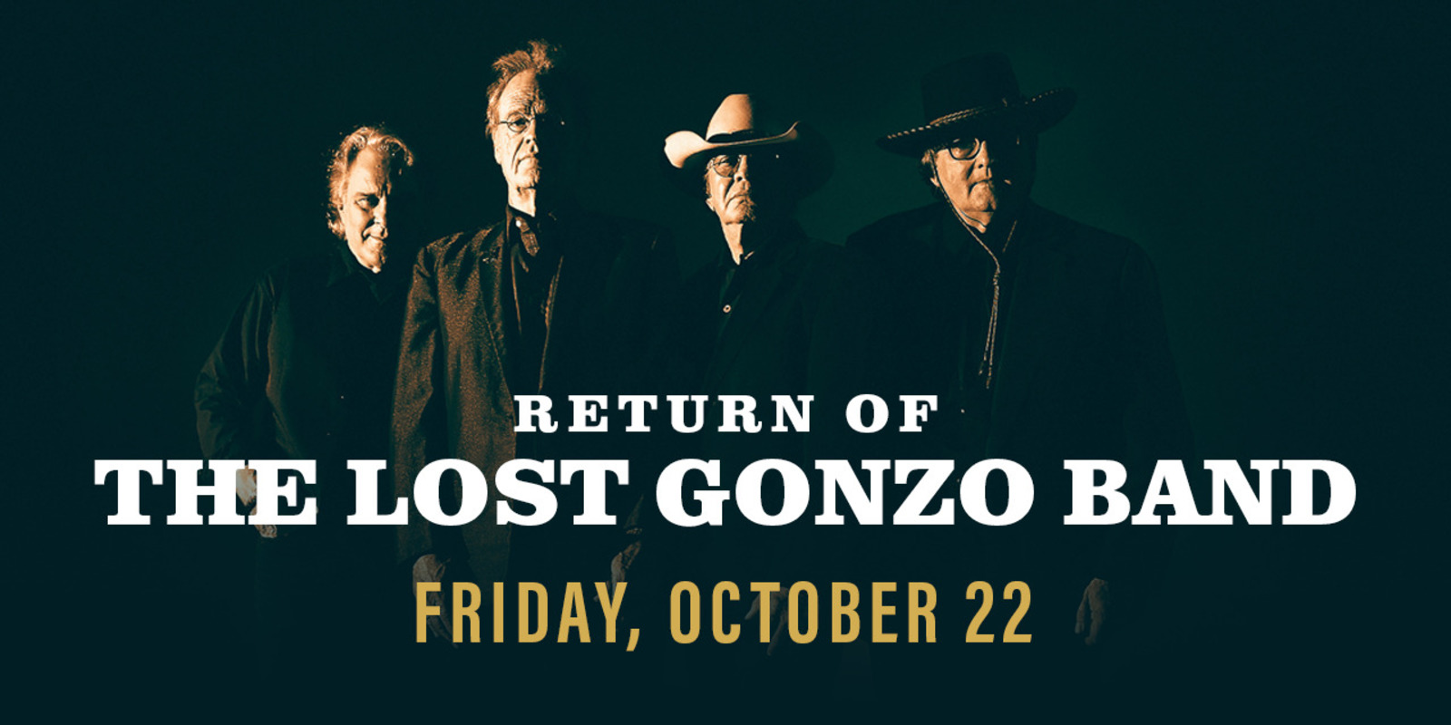 Return of The Lost Gonzo Band