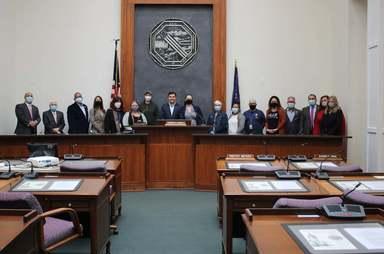 The Erie County Legislature